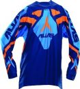 Alias A1 Jersey Blue/Neon Orange